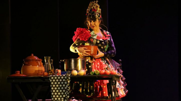 Esta primavera, más domingos de teatro, vermut y potaje gitano de La Malaje en el Teatro Flamenco