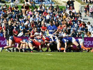 Un partido de récord: el España-Países Bajos de rugby femenino registra 9.000 espectadores