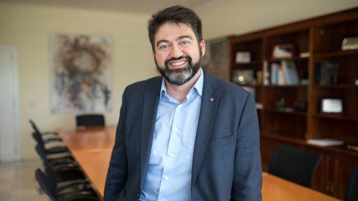Carlos Sánchez Mato, candidato de IU a las primarias de Madrid en Pie Municipalista.