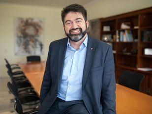 Carlos Sánchez Mato, elegido candidato de IU a la Alcaldía de Madrid