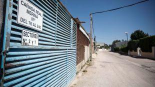 Las familias del sector 3 de la Cañada Real podrían ser realojadas en el sector 2