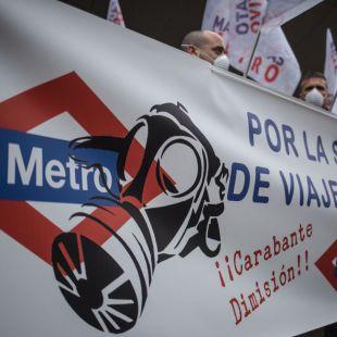 Metro de Madrid, a juicio este lunes por la muerte de un empleado por amianto