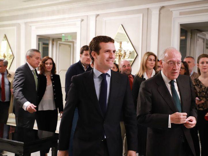 Casado elige a Dolors Montserrat como cabeza de cartel a las elecciones europeas