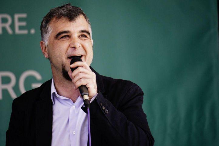 Gabriel Ortega, candidato de Más Madrid Ganar Móstoles