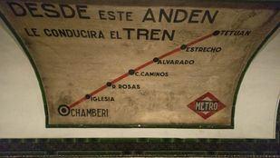 Cien años de la vida subterránea de Metro de Madrid