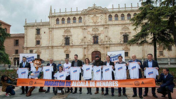 Eva Moral y Fermín Cacho repiten como embajadores de la Maratón de Alcalá