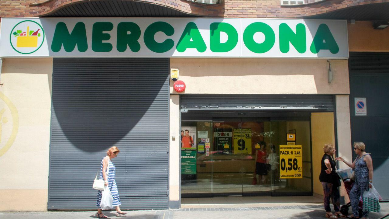 Mercadona inaugura su nuevo modelo de tienda eficiente | Madridiario