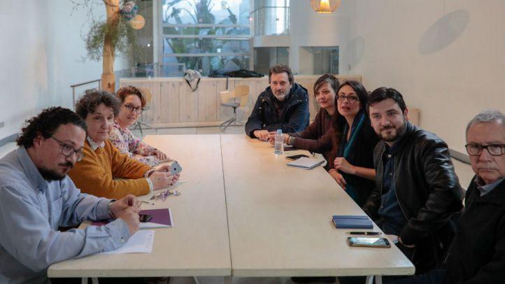 Madrid En Pie y Podemos seguirán