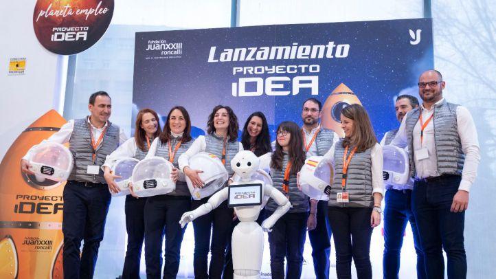 Proyecto Idea: cómo hacer inclusivo el mercado laboral del futuro