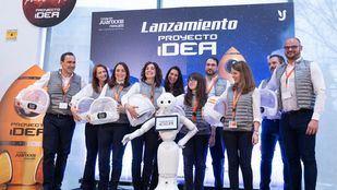 Sacyr,Gonvarri,  Enagás, Bombardier, Correos, Alcampo, Compagnie Frutiere y Coca-Cola participan en el Proyecto IDEA, de la Fundación Juan XXIII Roncalli.