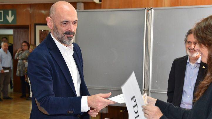 El catedrático de Veterinaria Joaquín Goyache, nuevo rector de la 'Complu'