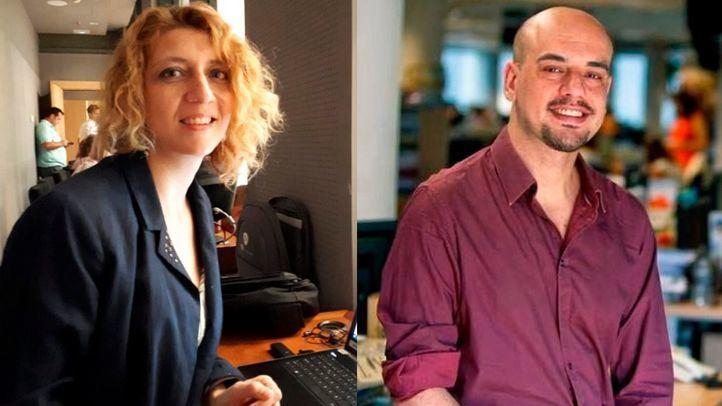 Los periodistas Nuria Platón (La Razón) y Carlos Hidalgo (ABC) serán los invitados de esta tarde en Com.Permiso.