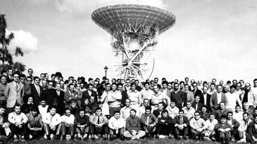 Fresnedillas de la Oliva celebra el 50 aniversario de la llegada del Apolo 11 a la Luna
