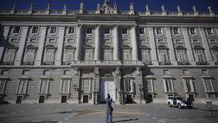Robada en el Palacio Real la corona del rey Suintila