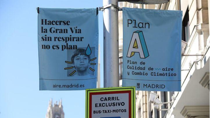 El Ayuntamiento, obligado a retirar la promoción del plan de calidad del aire