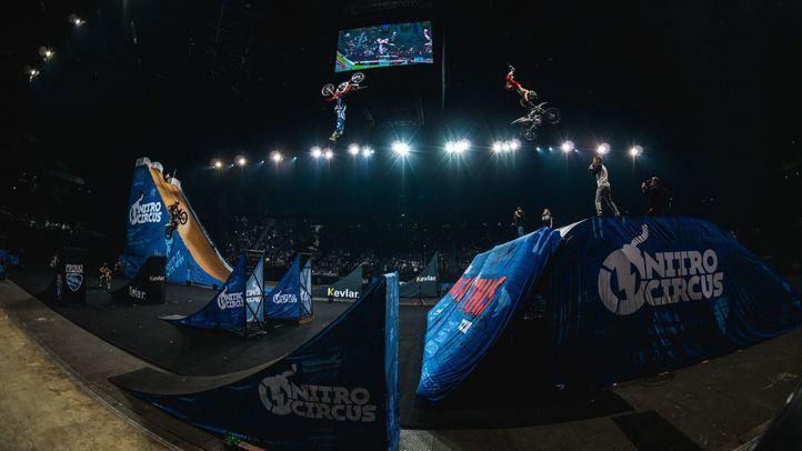 La adrenalina de Nitro Circus, en el Wanda