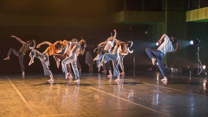 Gran bolero: Ravel para doce bailarines