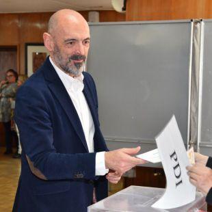 Joaquín Goyache, nuevo rector de la Universidad Complutense.