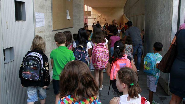 El 24 de abril se abre el plazo para pedir plaza en los centros educativos