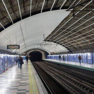 Nuevos paros en Metro para el primer sábado de abril