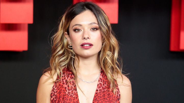 Anna Castillo, protagonista de la película La Llamada, que se encuentra en la plataforma de streaming.