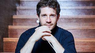 El director de orquesta, profesor de la UAX y jurado de 'Prodigios', Andrés Salado.