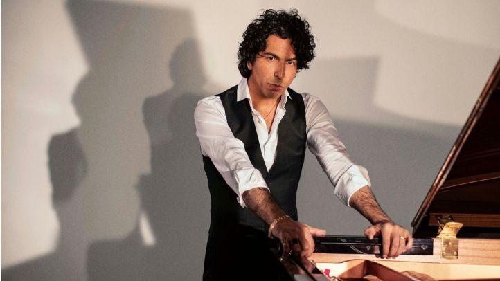 El cantante y músico sevillano Diego Amador.