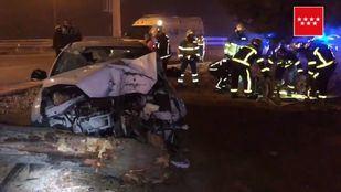 Un accidente en Majadahonda se salda con la vida de un hombre