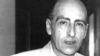 Eduardo Propper de Callejón, apodado el 'Schindler' español.
