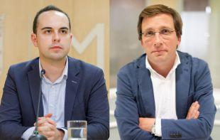 Calvo y Almeida, cara a cara en Onda Madrid