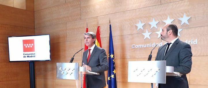 Así será el último Consejo de Gobierno de Garrido al frente de la Comunidad
