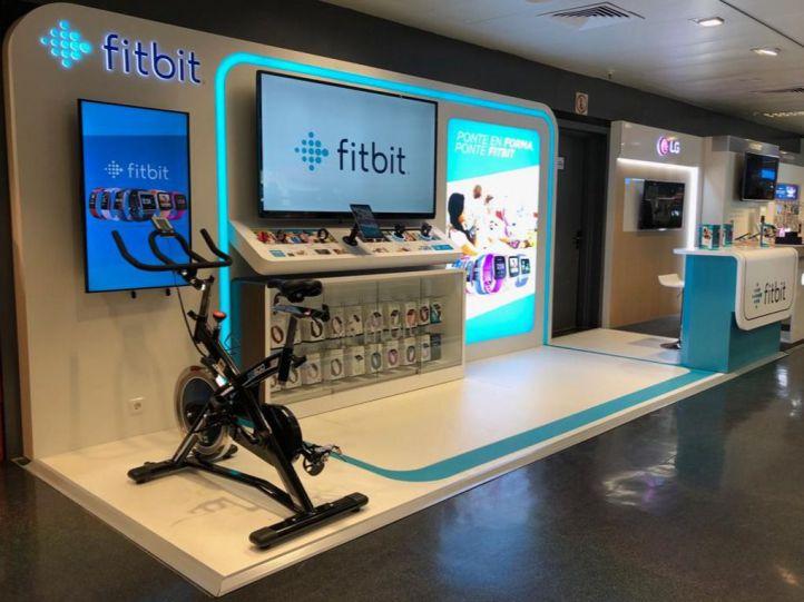 Abre la primera tienda Fitbit en España