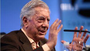 Mario Vargas Llosa, Premio Nobel de Literatura en 2010.