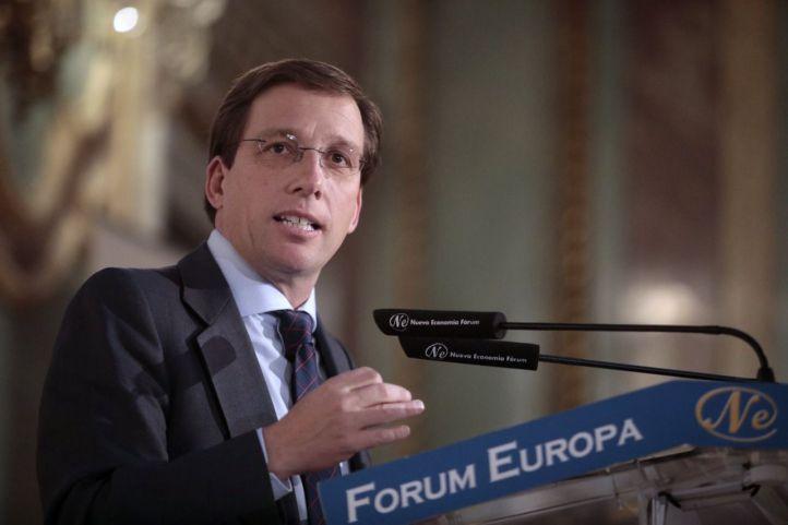 El PP recurrirá ante la Junta Electoral la proyección de los 'papeles de Bárcenas'