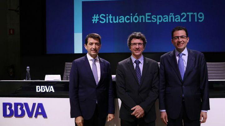 BBVA Research reduce su previsión de crecimiento para España