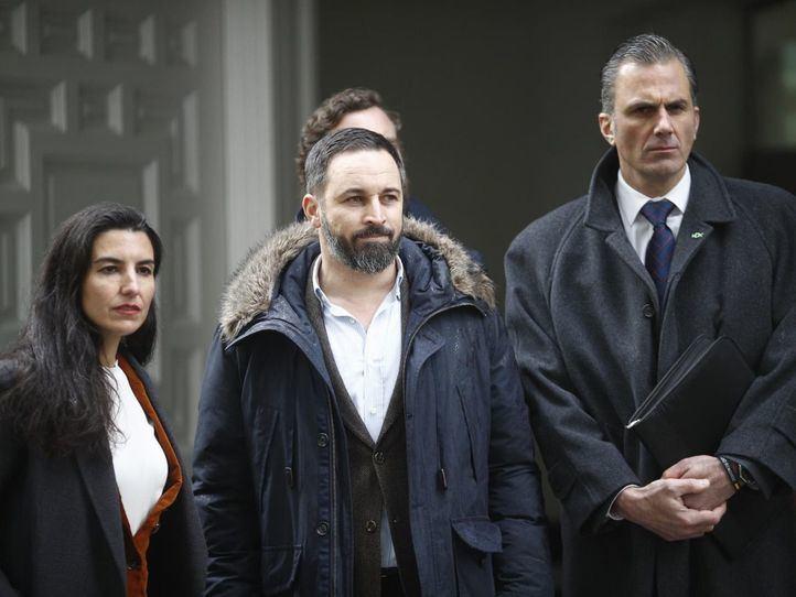 Vox lograría hasta cuatro escaños en Madrid, según el CIS