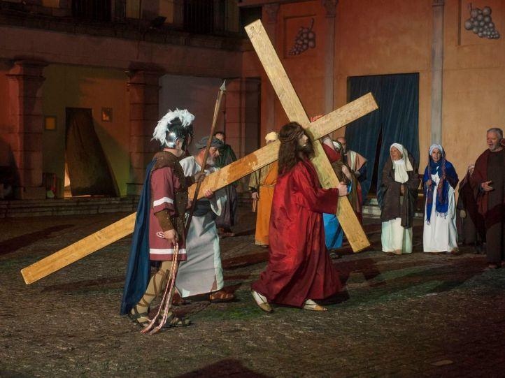 Más de 150 actores darán vida a la Pasión de Cristo en Brunete