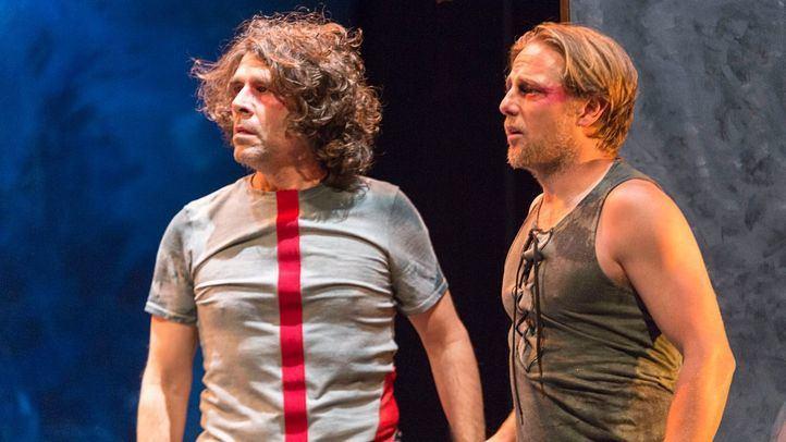 Obra de teatro 'Hipólito'.