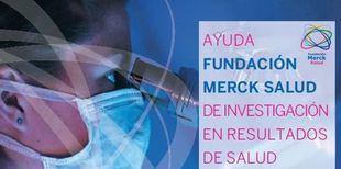 II Convocatoria Ayuda Fundación Merck Salud de Investigación en Resultados de Salud