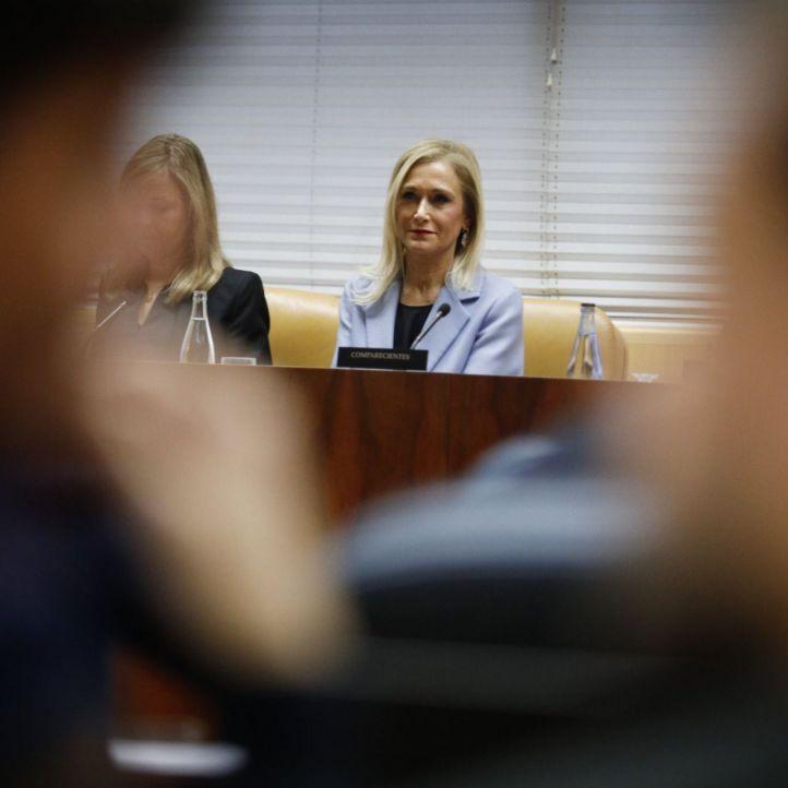 Cifuentes irá a juicio tras rechazar la Audiencia su último recurso
