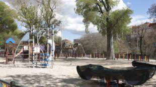 Lavado de cara para el parque Casino de la Reina, en Lavapiés