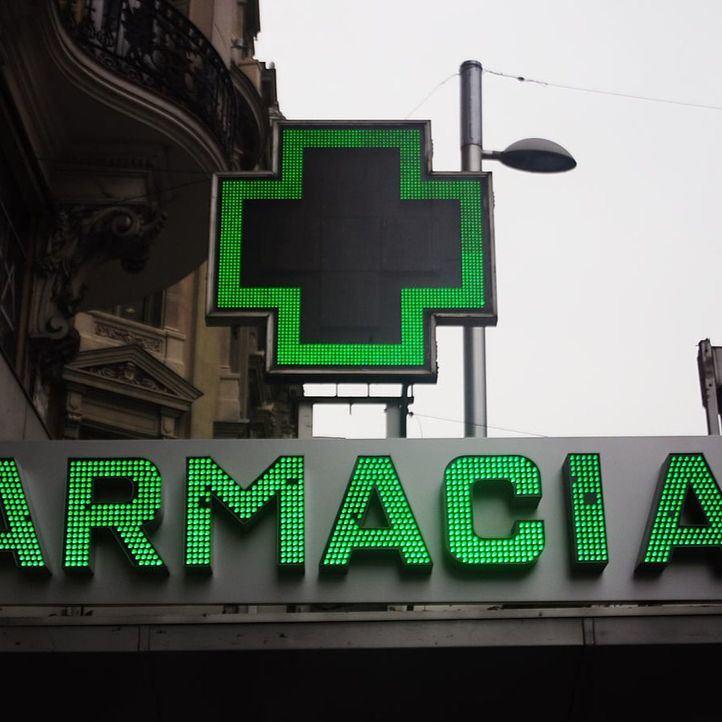 Detenido por atracar tres veces la misma farmacia a punta de cuchillo