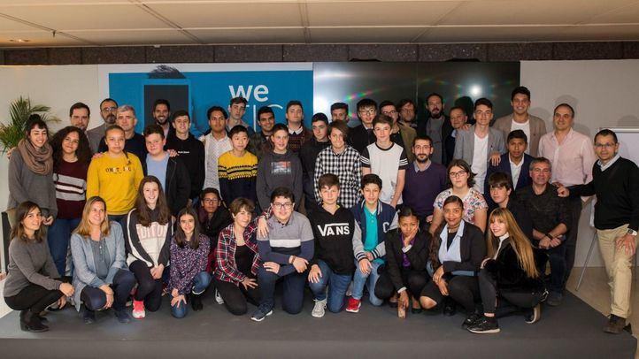 Dos institutos de Móstoles y Aluche, premiados por sus apps para mejorar la convivencia en las ciudades