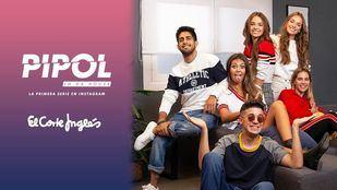 La primera webserie de Instagram de El Corte Inglés, Pipol in Da House.