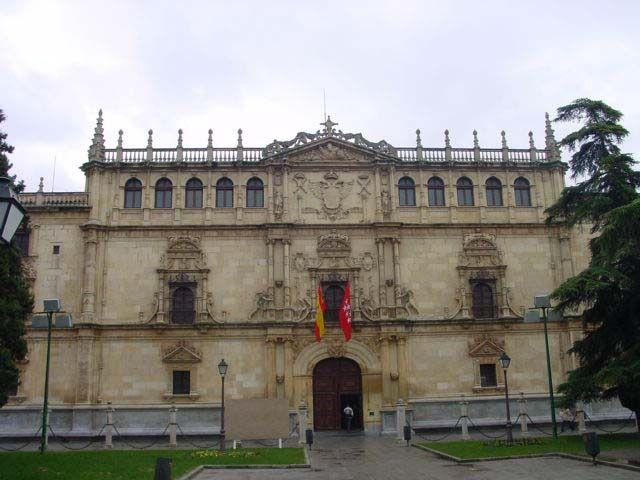 Una Carta Bulada permite la creación de la Universidad Complutense en Alcalá