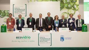 Ecovidrio promueve las prácticas más vanguardistas en recogida selectiva