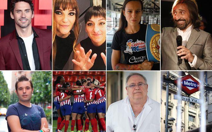 Paco León, Rozalén, Joana Pastrana, Metro y Ketama, entre los galardonados en los XVII Premios Madrid