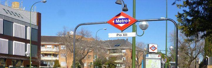 Tragedia en las obras de ampliación de la línea 9 de Metro