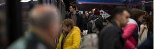 Nuevo sábado de paros en las líneas impares de Metro