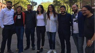 Acuerdo in extremis de Podemos y Madrid en Pie
